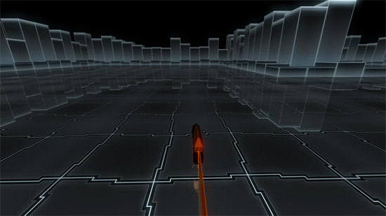First Pre-Release Positron Screenshot